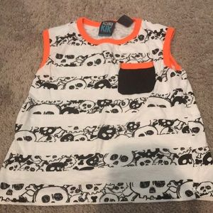 Toddler Boys' Tank Top